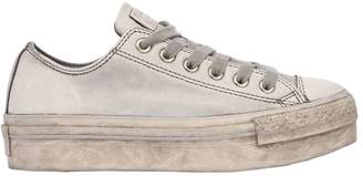 Converse 40mm Chuck Taylor Ox Leather Sneakers