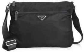 Prada Large Nylon Crossbody Bag