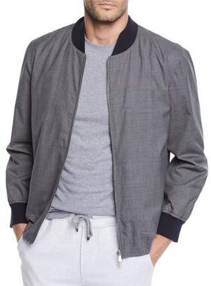 Brunello Cucinelli Men's Bomber Jacket