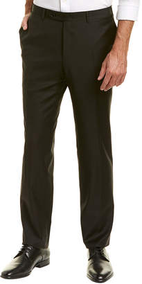 Canali Wool Trouser- Should Be Black