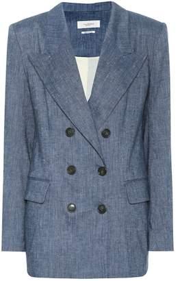 Etoile Isabel Marant Isabel Marant, Étoile Orka linen-blend blazer