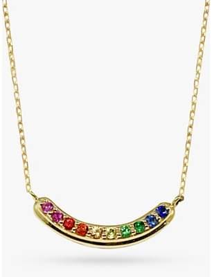 6968cb726897b Rainbow Necklace - ShopStyle UK