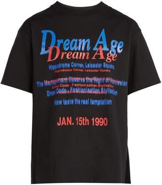 Martine Rose Dream Age-print T-shirt