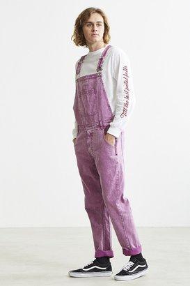 BDG Violet Acid Wash Overall $79 thestylecure.com
