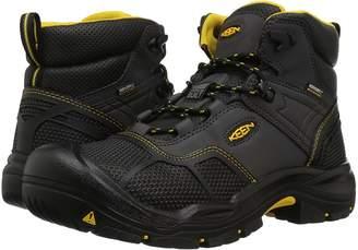 Keen Logandale Waterproof Steel Toe Men's Work Boots