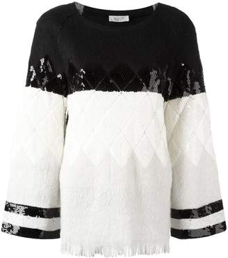 Aviu embellished jumper