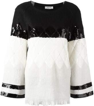 Aviu embellished jumper