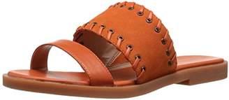 Nine West Women's Almamater Leather Dress Sandal