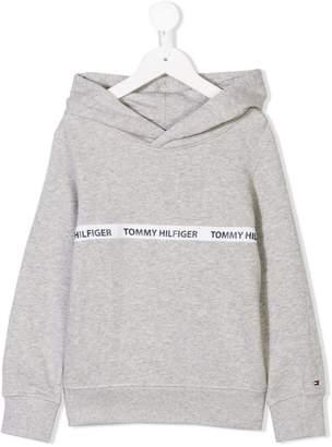 Tommy Hilfiger Junior long-sleeve hoodie