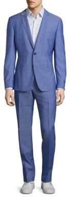 Strellson Rance Mercer Wool Suit