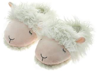 Aroma Home Aromahome Fuzzy Friends Slippers Lamb