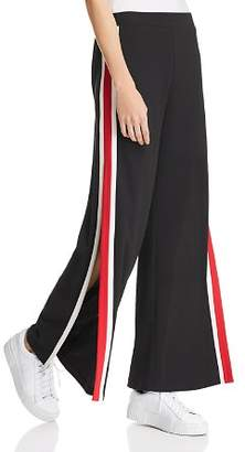 Aqua Slit Track Pants - 100% Exclusive