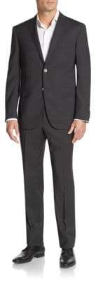 Corneliani Regular-Fit Wool Suit