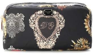 Dolce & Gabbana Printed cosmetics case