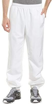 Lacoste Men's Sport Taffetta Pant Side Zip Detail