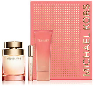 Michael Kors Three-Piece Wonderlust Deluxe Gift Set