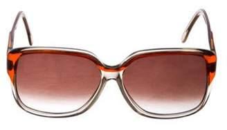 Celine Gradient Square Sunglasses multicolor Gradient Square Sunglasses