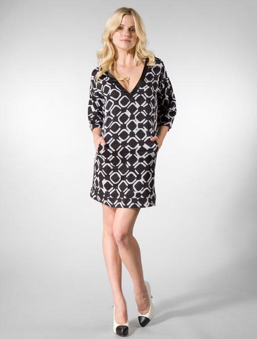Jenni Kayne Tunic Mini Dress