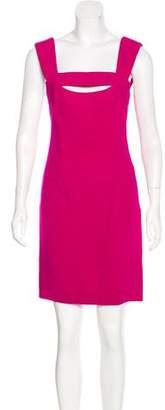 Emilio Pucci Wool Mini Dress