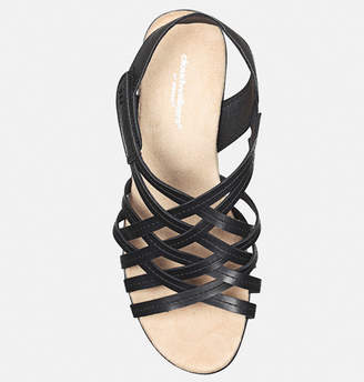 Avenue Fayth Woven Slingback Sandal