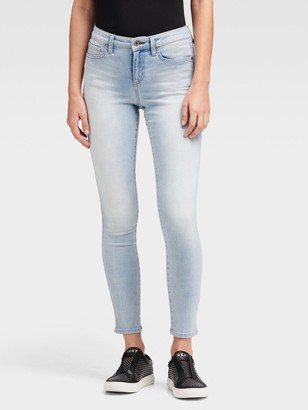 DKNY High-Rise Skinny Ankle Jean
