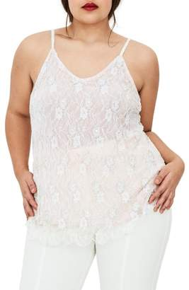 ELVI The Olivia Lace Camisole
