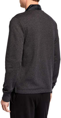 Michael Kors Men's Nylon Quilted Jacket
