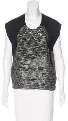 VPL Sequin Sleeveless Top