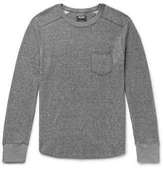 Todd Snyder Loopback Cotton-Jersey Sweatshirt - Men - Gray