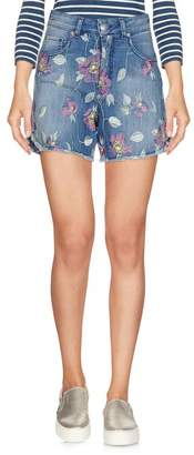 Marani Jeans デニムバミューダパンツ