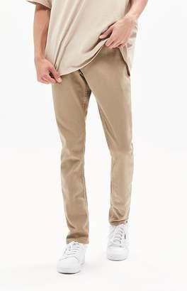 PacSun Skinny Khaki Jeans