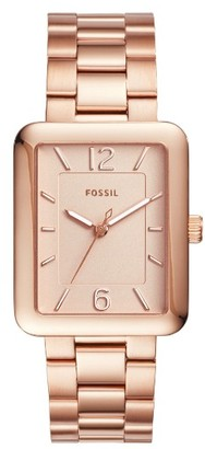 Women's Fossil Atwater Bracelet Watch, 28Mm $145 thestylecure.com