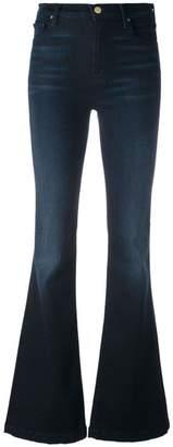 J Brand dégradé effect flared jeans