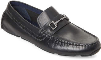 Cole Haan Black Kelson Bit Leather Loafers