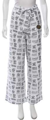 Alexander Wang Casual Graphic Sweatpants w/ Tags