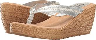 Sbicca Women's Zippa Wedge Sandal