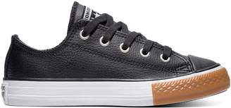 Converse Boys' Chuck Taylor All Star Leather Sneakers