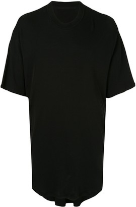 Julius oversized elongated T-shirt