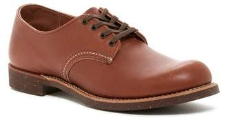 Red Wing Shoes Round Toe Leather Derby