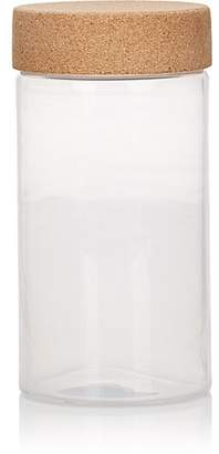 Gary Bodker Designs Button Medium Canister - White