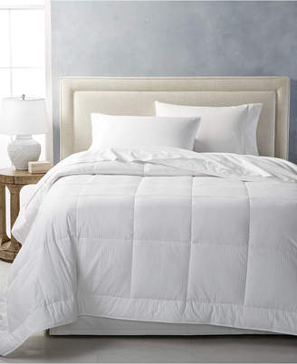 Hotel Collection Medium Weight White King Comforter