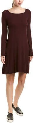 Three Dots Easy Shift Dress
