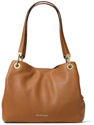 MICHAEL Michael Kors Raven Large Leather Tote Bag