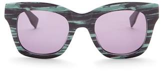 Liebeskind Berlin Square Aviator Sunglasses