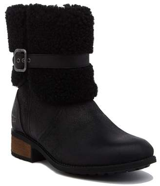 UGG Blayre II Genuine Shearling Cuff Boot