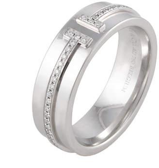 Tiffany & Co. Heritage  18K 0.13 Ct. Tw. Diamond Ring