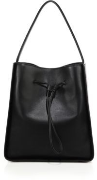 3.1 Phillip Lim Soleil Large Leather Drawstring Bucket Bag