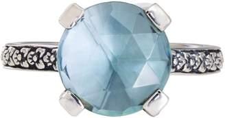 Stephen Dweck Sterling Silver & Gemstone Ring