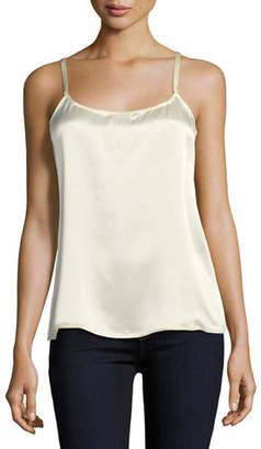 Neiman Marcus Silk Camisole Top