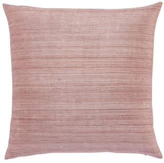 "Jaipur Living Living Carmine Pink/ Mauve Solid Down Throw Pillow 20"" & Reviews - Decorative & Throw Pillows - Bed & Bath - Macy's"